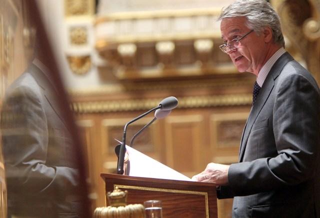 REICHARDT André - Tribune Sénat