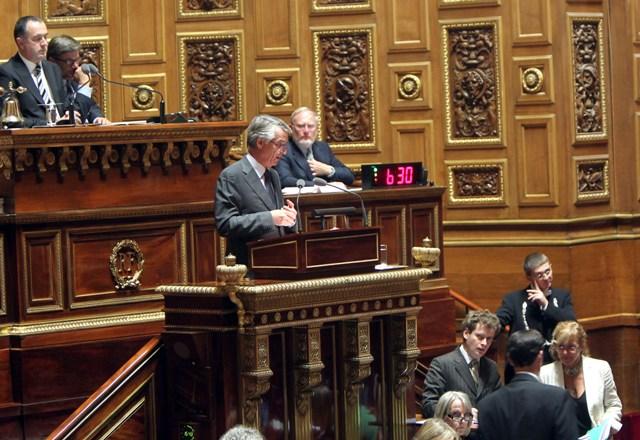 REICHARDT André - Tribune Sénat25