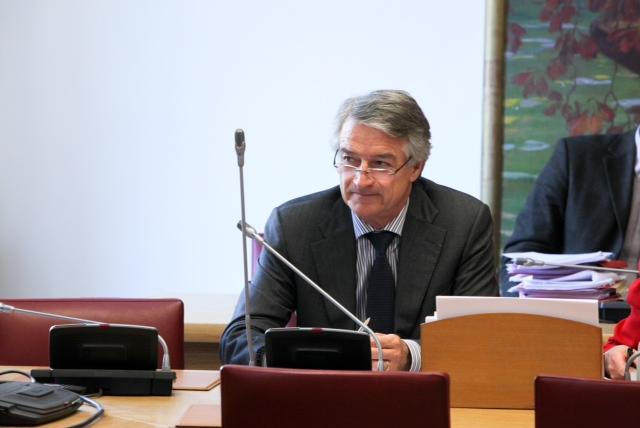André Reichardt au Sénat (2)