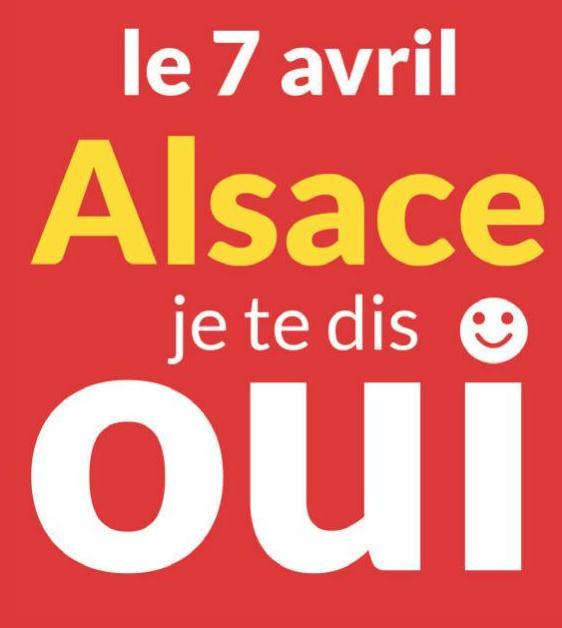 Alsace unie OUI