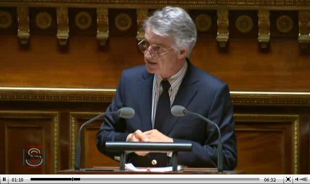 Intervention André REICHARDT  debat lieux de culte