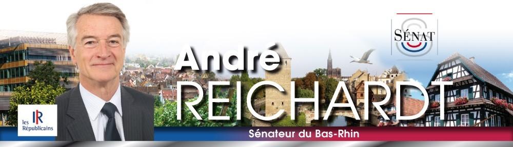 André REICHARDT – Sénateur du Bas-Rhin